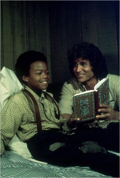 La Petite maison dans la prairie : Photo Michael Landon, Todd Bridges