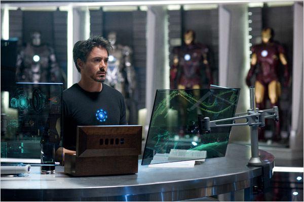 Iron Man 2 : Photo Robert Downey Jr.