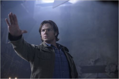 Supernatural : photo Jared Padalecki