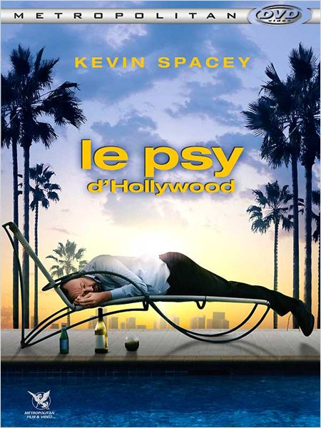 Le Psy d'Hollywood : affiche