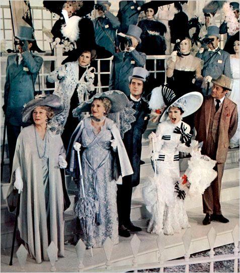 My Fair Lady : Photo Audrey Hepburn, Jeremy Brett, Rex Harrison