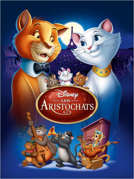 [MULTI] Les Aristochats [BRRiP] [FRENCH] [AC3]