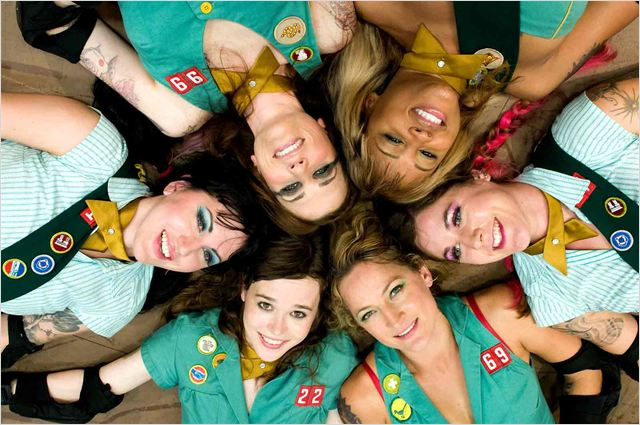 Bliss : Photo Drew Barrymore, Ellen Page, Kristen Wiig, Zoë Bell