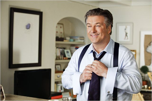 Pas si simple : photo Alec Baldwin, Nancy Meyers