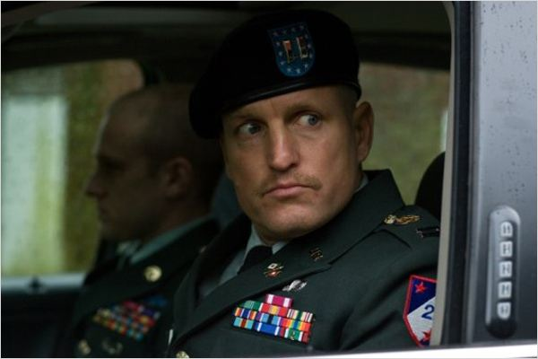 The Messenger : photo Ben Foster, Oren Moverman, Woody Harrelson
