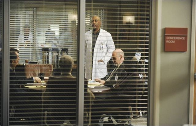 Grey&#39;s Anatomy : photo James Pickens Jr., Mitch Pileggi