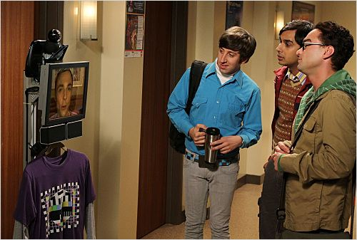 The Big Bang Theory : Photo Jim Parsons, Johnny Galecki, Kunal Nayyar, Simon Helberg
