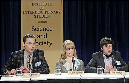 The Big Bang Theory : Photo Jim Parsons, Melissa Rauch, Simon Helberg