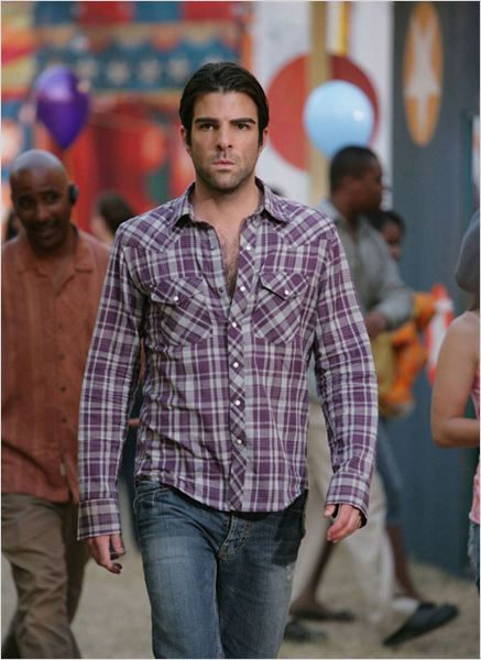 Heroes : Photo Zachary Quinto