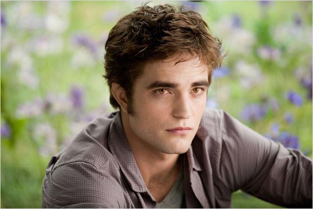 Twilight - Chapitre 3 : hésitation : Photo David Slade, Robert Pattinson