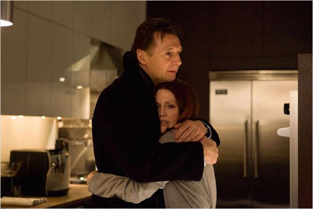 Chloe : Photo Julianne Moore, Liam Neeson