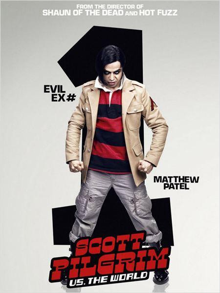Scott Pilgrim : affiche