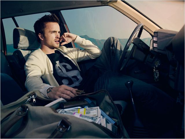 Breaking Bad : photo Aaron Paul
