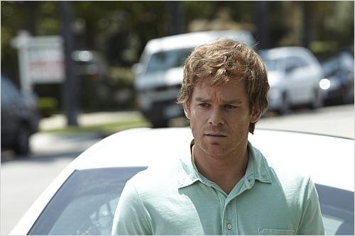 Dexter : Photo Michael C. Hall