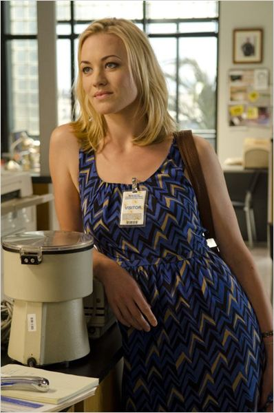 Dexter : photo Yvonne Strahovski