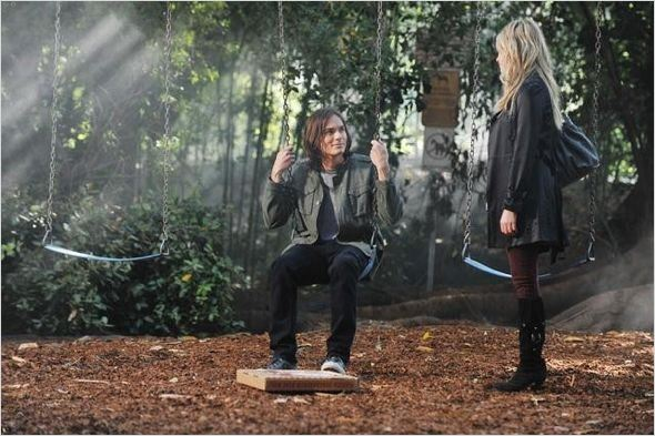 Pretty Little Liars : photo Ashley Benson, Tyler Blackburn
