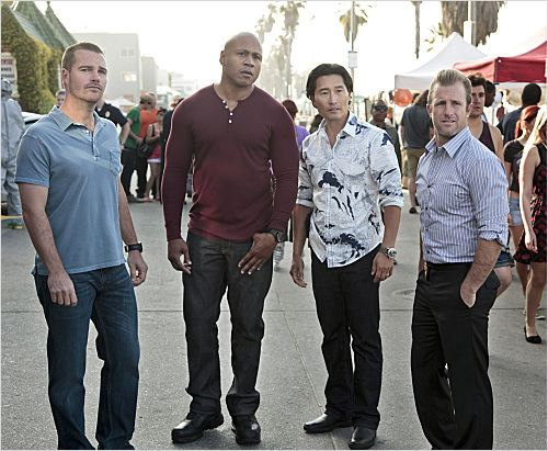 NCIS : Los Angeles : photo Chris O'Donnell, Daniel Dae Kim, LL Cool J, Scott Caan