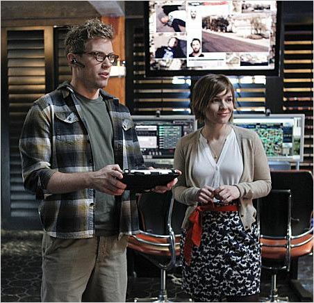 NCIS : Los Angeles : photo Barrett Foa, Renee Felice Smith