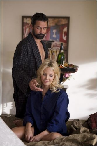 Melrose Place, Nouvelle Génération : photo Billy Campbell, Heather Locklear