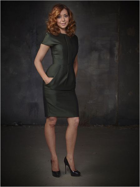 How I Met Your Mother : Photo Alyson Hannigan