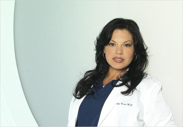 Grey's Anatomy : Photo Sara Ramirez