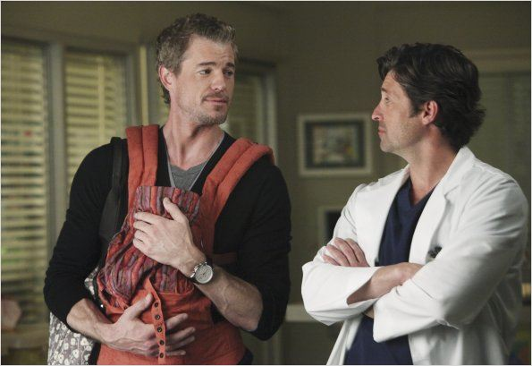 Grey's Anatomy : photo Eric Dane, Patrick Dempsey