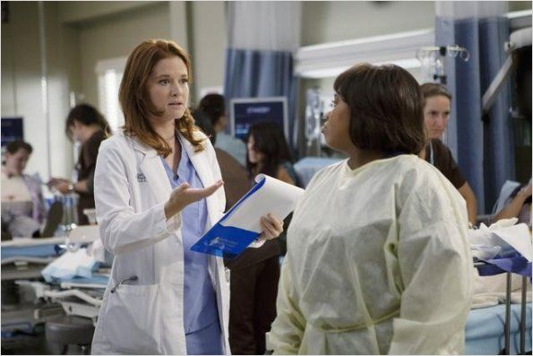 Photo Chandra Wilson, Sarah Drew