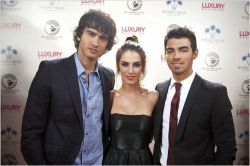 90210 Beverly Hills Nouvelle Génération : Photo Jessica Lowndes, Joe Jonas, Michael Steger