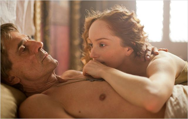 The Borgias : photo Jeremy Irons, Lotte Verbeek