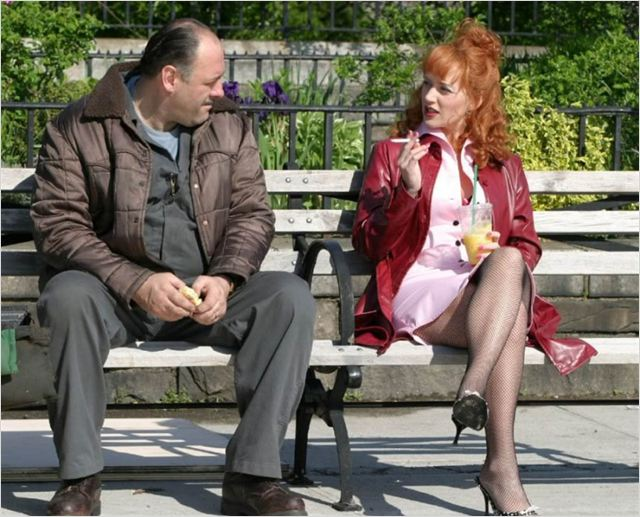 Romance & Cigarettes : Photo James Gandolfini, Kate Winslet