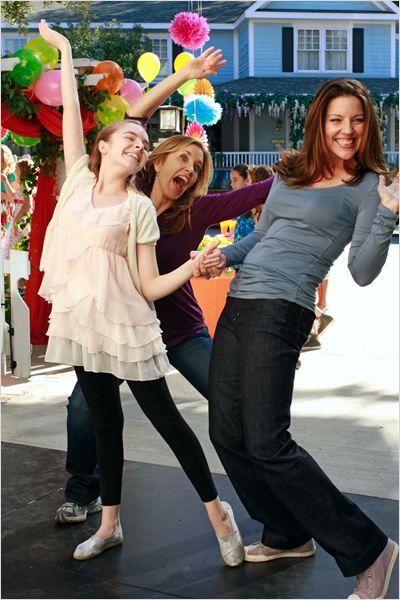 Desperate Housewives : photo Andrea Parker, Darcy Rose Byrnes, Felicity Huffman