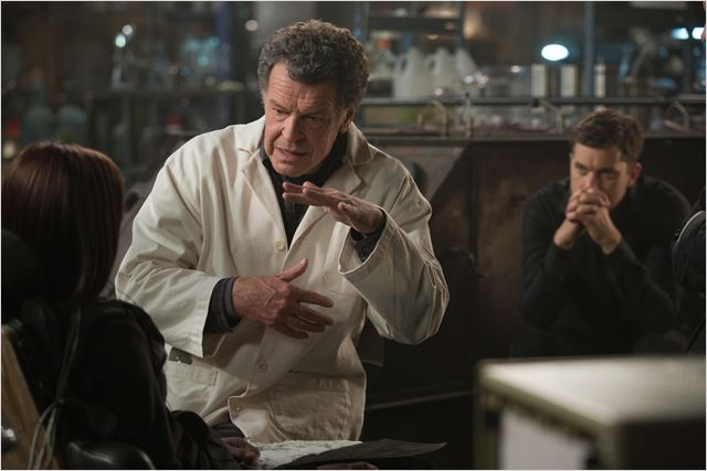 Photo John Noble, Joshua Jackson
