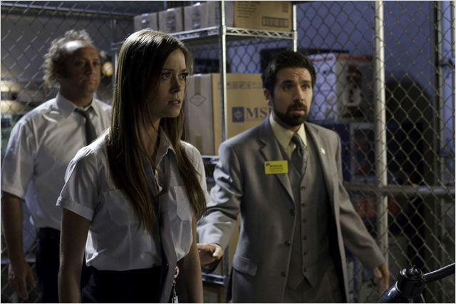 Chuck : photo Joshua Gomez, Scott Krinsky, Summer Glau