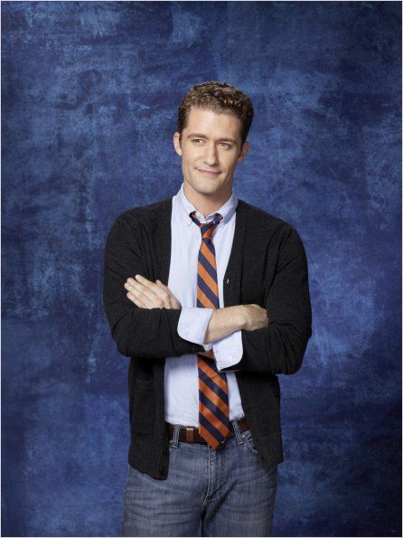 Glee : photo Matthew Morrison