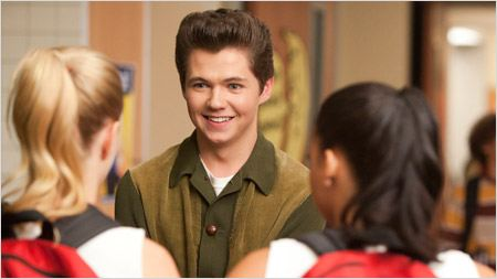 Glee : photo Damian McGinty