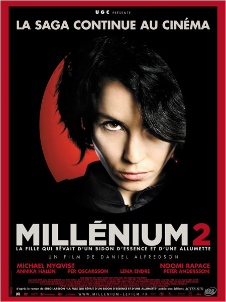 bande originale, musiques de Millénium 2 - La Fille qui rêvait d'un bidon d'essence et d'une allumette