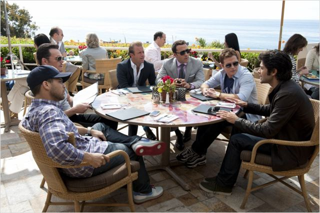 Photo Adrian Grenier, Jeremy Piven, Jerry Ferrara, Kevin Connolly, Kevin Dillon