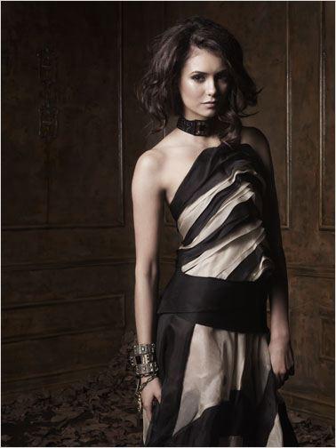 Vampire Diaries : Photo Nina Dobrev