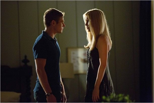 Photo Claire Holt, Zach Roerig