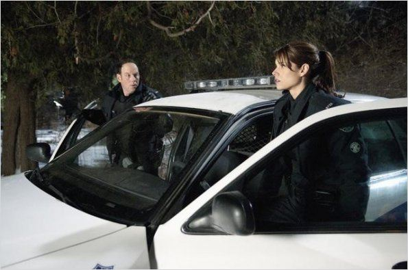 Photo Matt Gordon, Missy Peregrym