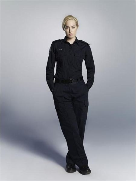 Rookie Blue : photo Charlotte Sullivan