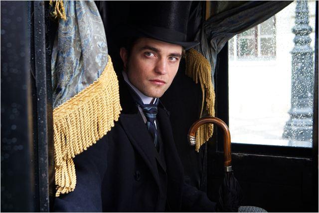 Bel Ami : Photo Robert Pattinson