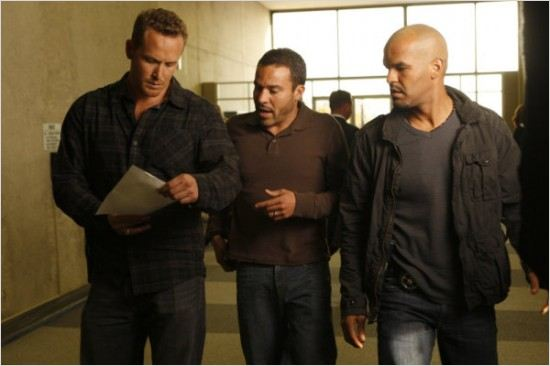 Chase : photo Amaury Nolasco, Cole Hauser, Michael Irby