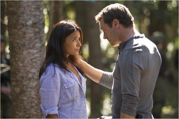 Photo Jason O'Mara, Shelley Conn