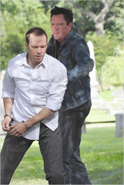 Photo Donnie Wahlberg, Michael Madsen