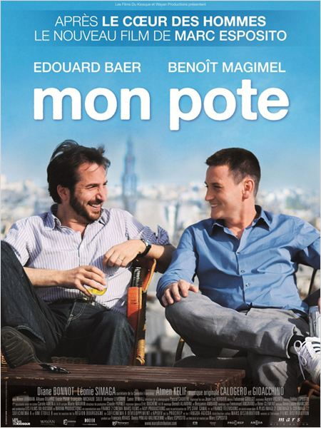 Mon pote : affiche