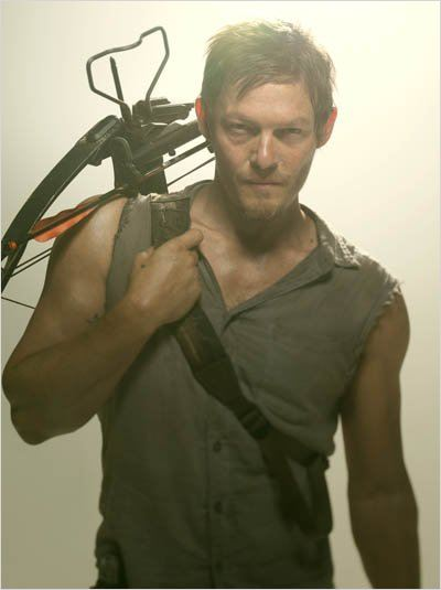 The Walking Dead : photo Norman Reedus