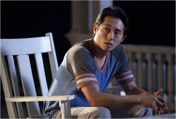 The Walking Dead : photo Steven Yeun