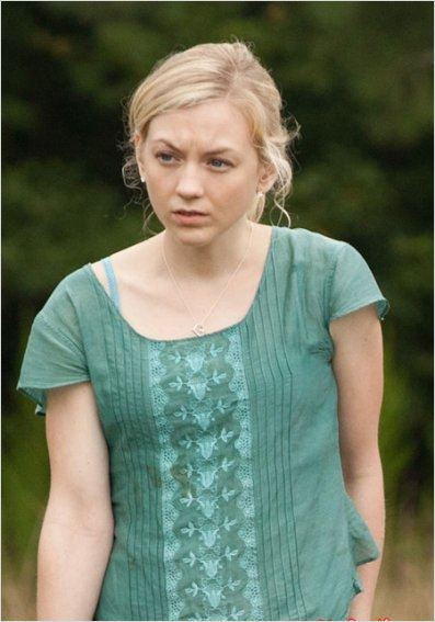 The Walking Dead : photo Emily Kinney
