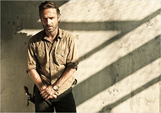 Photo Andrew Lincoln